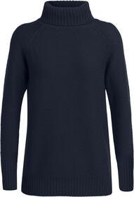 Icebreaker Carrigan Sweatshirt Damer, steel heather | Find